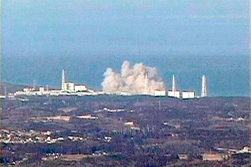 kärnkraftverket i Fukushima